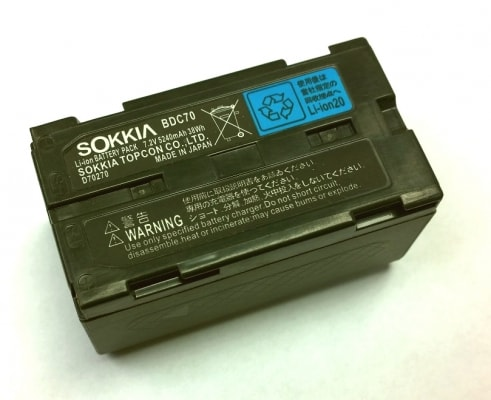 Sokkia Battery BDC70 in Nepal