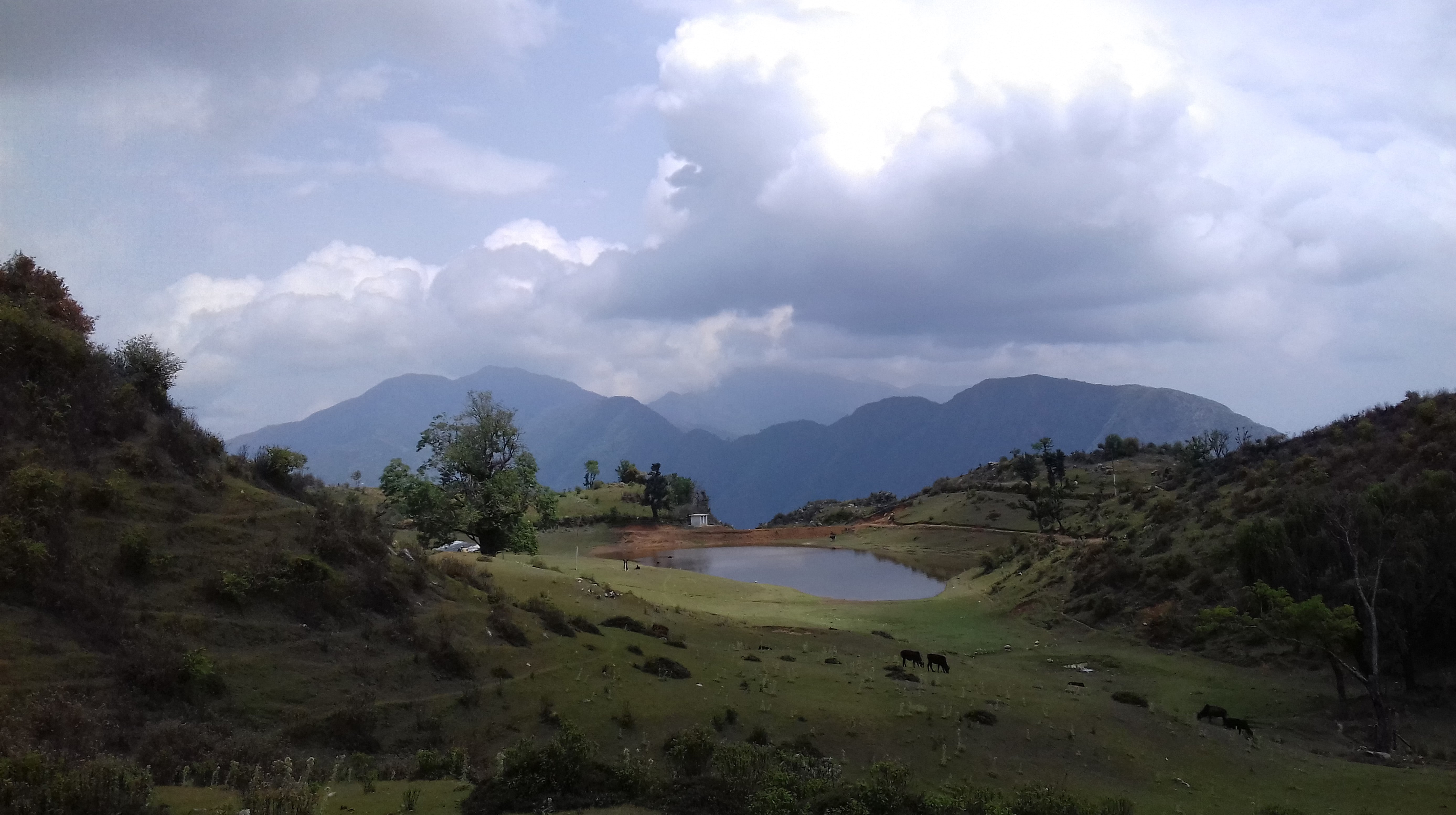 Timure Lake