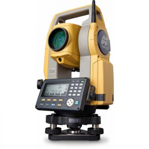Topcon Total Station for Rent in Nepal